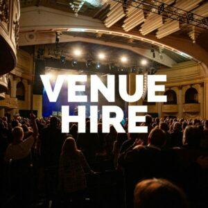 Venue hire