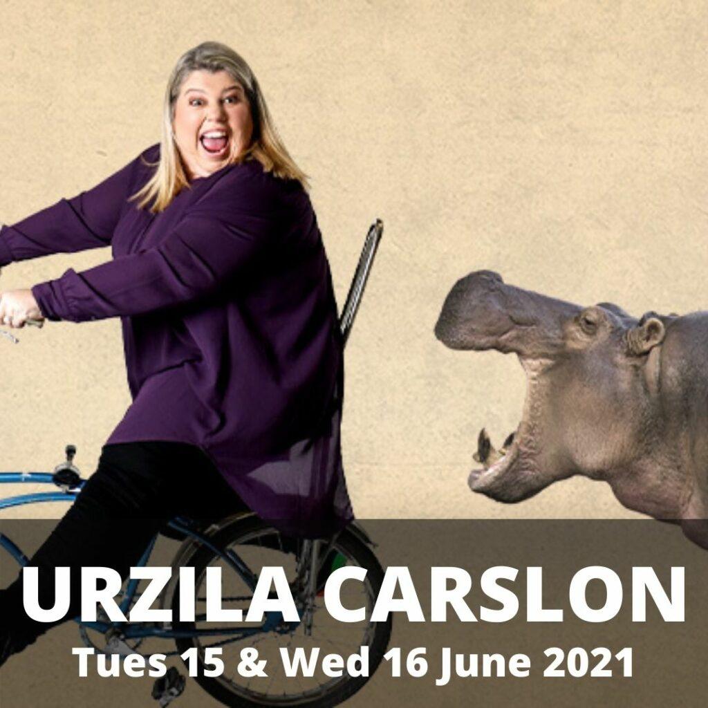 Urzila Carlson June