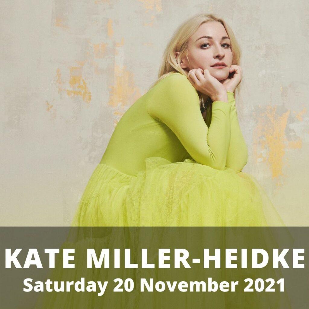 Kate Miller Heidke Tile