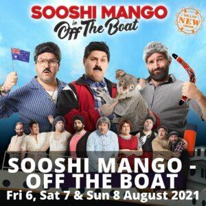 Sooshi Mango