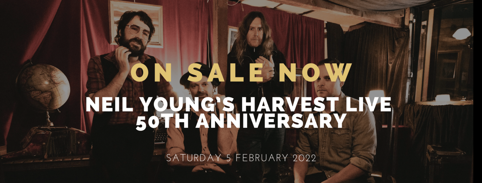 Neil Young´s Harvest Live
